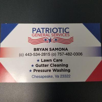 Patriotic General Services Chesapeake, VA Thumbtack