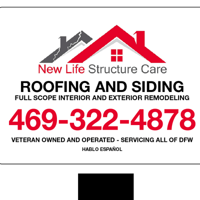 New Life Structure Care LLC Lewisville, TX Thumbtack