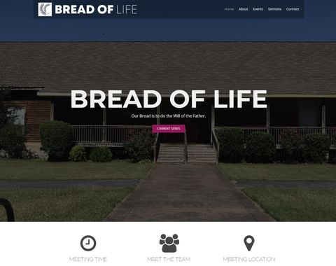 Bread of Life Christian Center