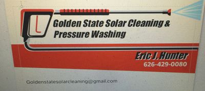 Golden State Solar Cleaning West Covina, CA Thumbtack