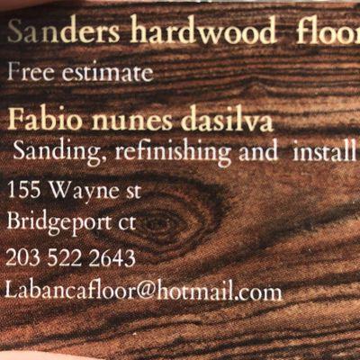 sanders hardwood floor llc Bridgeport, CT Thumbtack