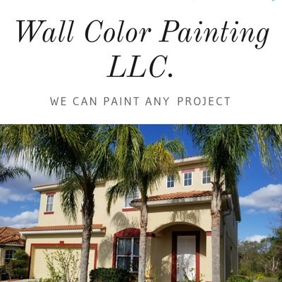 Wall Color Painting LLC. Davenport, FL Thumbtack