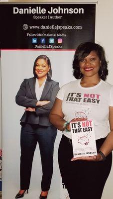 Danielle Johnson- Danielle J Speaks! Atlanta, GA Thumbtack