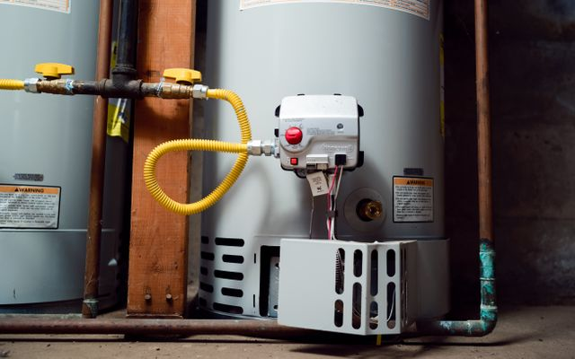 Water heater installation cost