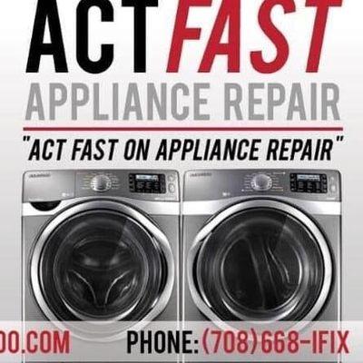 Actfast Appliance Repair Chicago, IL Thumbtack