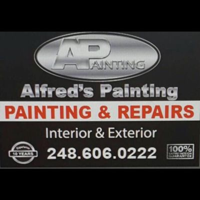Alfred's painting & home improvements Llc Rochester, MI Thumbtack