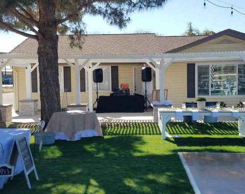 Wedding Ceremony & Reception Event