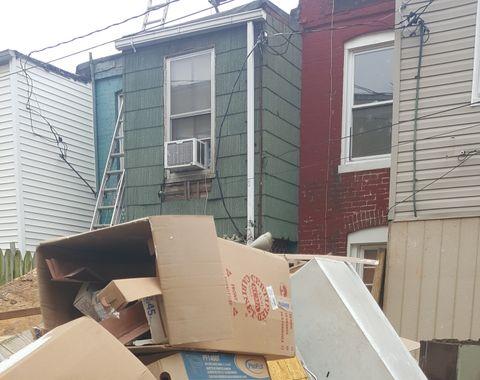 Trash-construccion debris removal