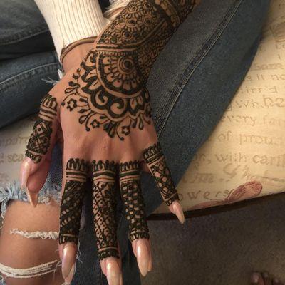 Henna art Temecula, CA Thumbtack
