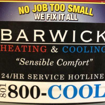 Barwick Heating & Cooling Springville, UT Thumbtack