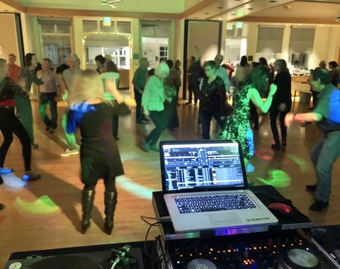 70s and 80s leaving party, April 2019