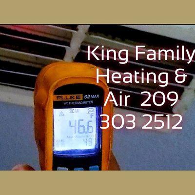 KING FAMILY Heating & Air Modesto, CA Thumbtack