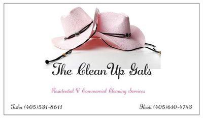 The CleanUp Gals Edmond, OK Thumbtack