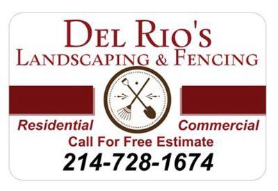 Del Rio's Landscaping & Fencing Celina, TX Thumbtack