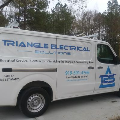 Triangle Electrical Solutions Raleigh, NC Thumbtack