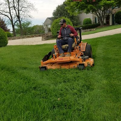 Lawn Care & Mowing (Martin Arellano) Middleburg, VA Thumbtack