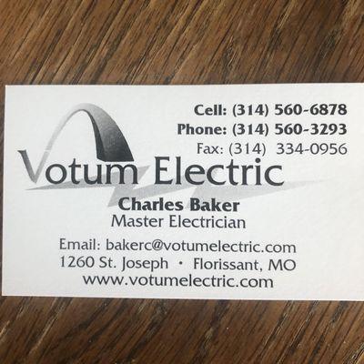 Votum Electric Florissant, MO Thumbtack