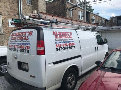 Albert 's Electrical Hoffman Estates, IL Thumbtack