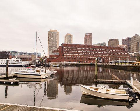 Downtown Boston Wedding 12 Hour