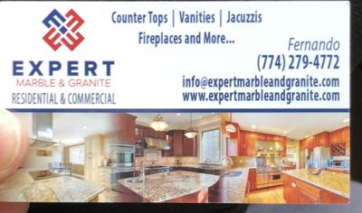 EXPERT MARBLE AND GRANITE Framingham, MA Thumbtack