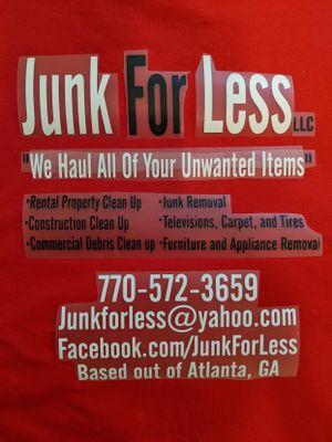 JunkForLess