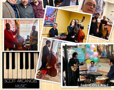 Corporate Latin Jazz Event