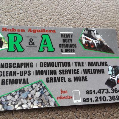 R & A Hauling and clean ups Sun City, CA Thumbtack