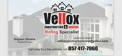 Vellox Construction & Roofing East Weymouth, MA Thumbtack