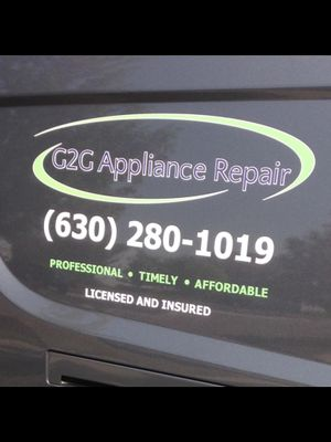 G2G Appliance Repair Montgomery, IL Thumbtack