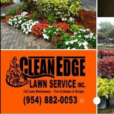 Clean Edge Lawn Service Coral Springs, FL Thumbtack