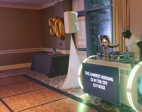 50th All White Party