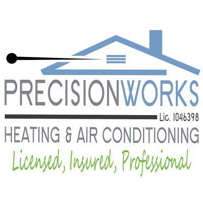 Precision Works Heating & Air Conditioning Service Hayward, CA Thumbtack