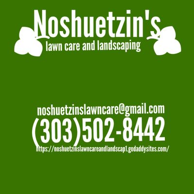 NOSHUETZIN'S LAWN CARE AND LANDSCAPING Denver, CO Thumbtack