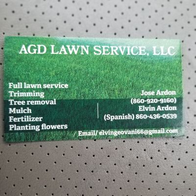 AGD, Lawn Service LLC East Hartford, CT Thumbtack