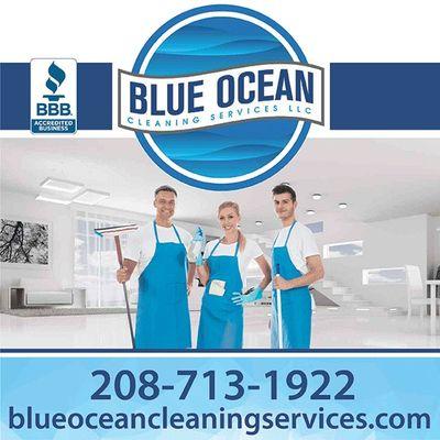 Blue Ocean Cleaning Services LLC Caldwell, ID Thumbtack