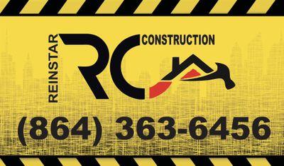 Reinstar Construction Corp. Matthews, NC Thumbtack