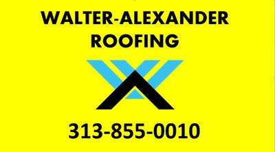 Walter-Alexander Roofing Detroit, MI Thumbtack