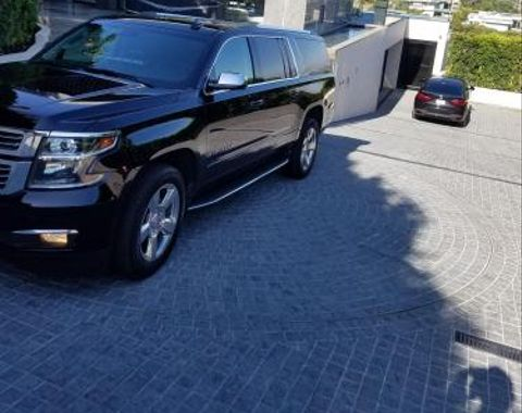 Executive Protection & Secure Transportation Detail