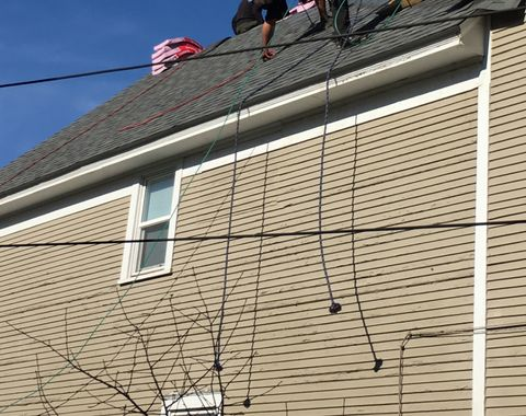 Roof Replacement St Paul