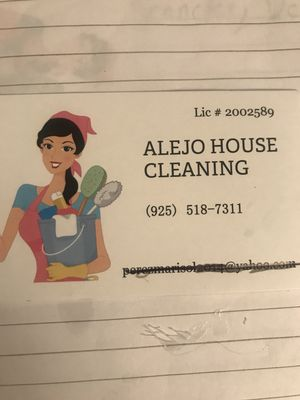 Alejo House Cleaning Livermore, CA Thumbtack