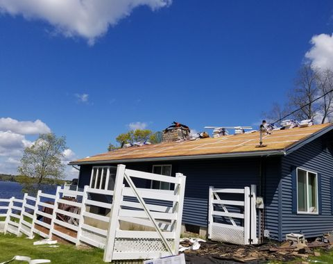 Roof and Gutter replacement