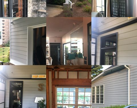 Residential Security camera packages