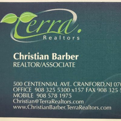 Christian Barber Real Estate Cranford, NJ Thumbtack