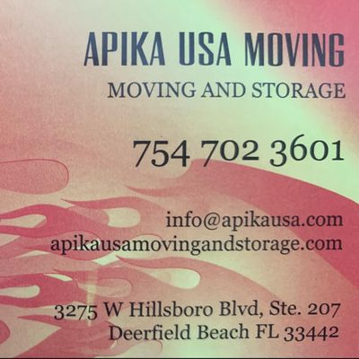 APIKA USA Deerfield Beach, FL Thumbtack