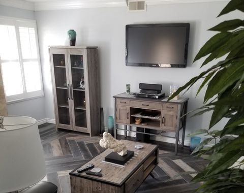Complete living room remodel