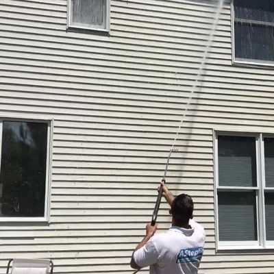 A Step Up Window Cleaning Lakeville, MN Thumbtack