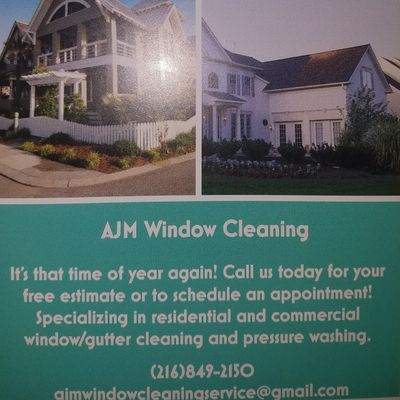 AJM Window Cleaning Service Wickliffe, OH Thumbtack