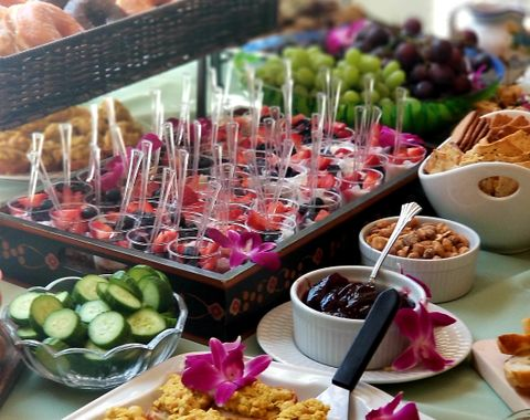 Wedding and Event Catering - Escondido 2019
