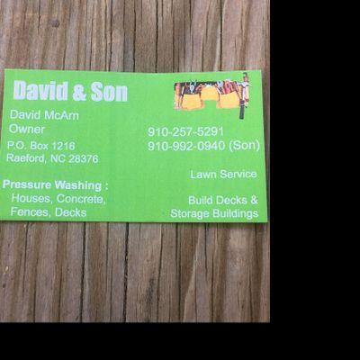 David&son Raeford, NC Thumbtack