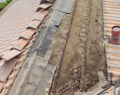 Tile Roofing - Repair